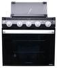 furrion rv stoves and ovens gas cooktop triple burner fr37kr
