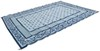 Faulkner RV Mat - Vineyard - Blue - 8' x 20' Mat FR48704