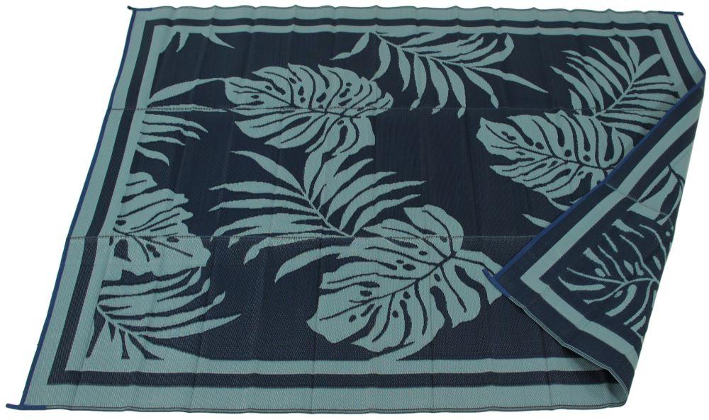 Faulkner RV Mat - Paradise - Blue - 9' x 18' Mat FR48932
