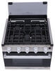 furrion rv stoves and ovens range gas cooktop