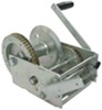 fulton trailer winch standard hand crank two speed high-performance 2-speed with handbrake - cable only zinc 3 700 lbs