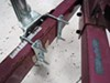 0  trailer jack fulton boat side frame mount swivel - pull pin in use