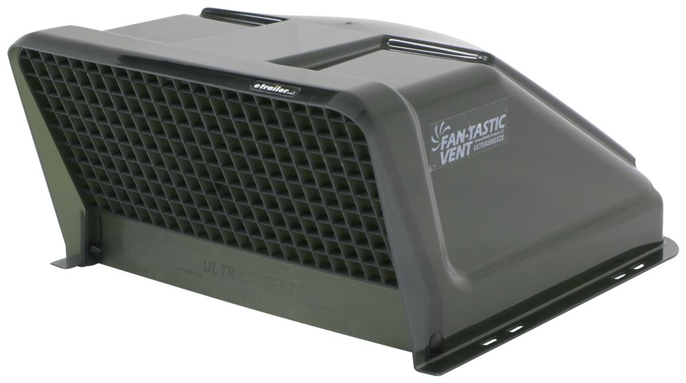 Fan-Tastic Vent U1500GR Ultra Breeze Vent Cover Smoke