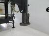 """Ram Gooseneck Coupler w/ Load Bearing Pin - 8"""" Adjustment - Round - 2-5/16"""" Ball - 30K Manual Latch GCPN-30008"""