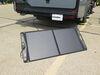 0  rv solar panels go power portable kit duralite panel with digital controller - 100 watt