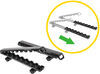 Kuat Grip Ski and Snowboard Carrier - Slide Out - 4 Pairs of Skis or 2 Boards - Black Clamp On - Standard GRR4B