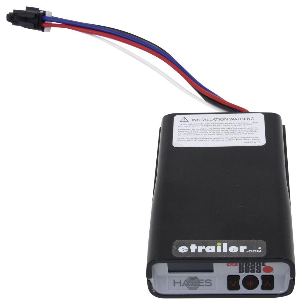Hayes Dash Mount Trailer Brake Controller - HA81792BB