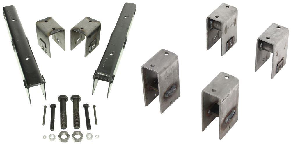 HAP-105-205-03 - Tandem Axle Dexter Axle Spring Mounting Hardware