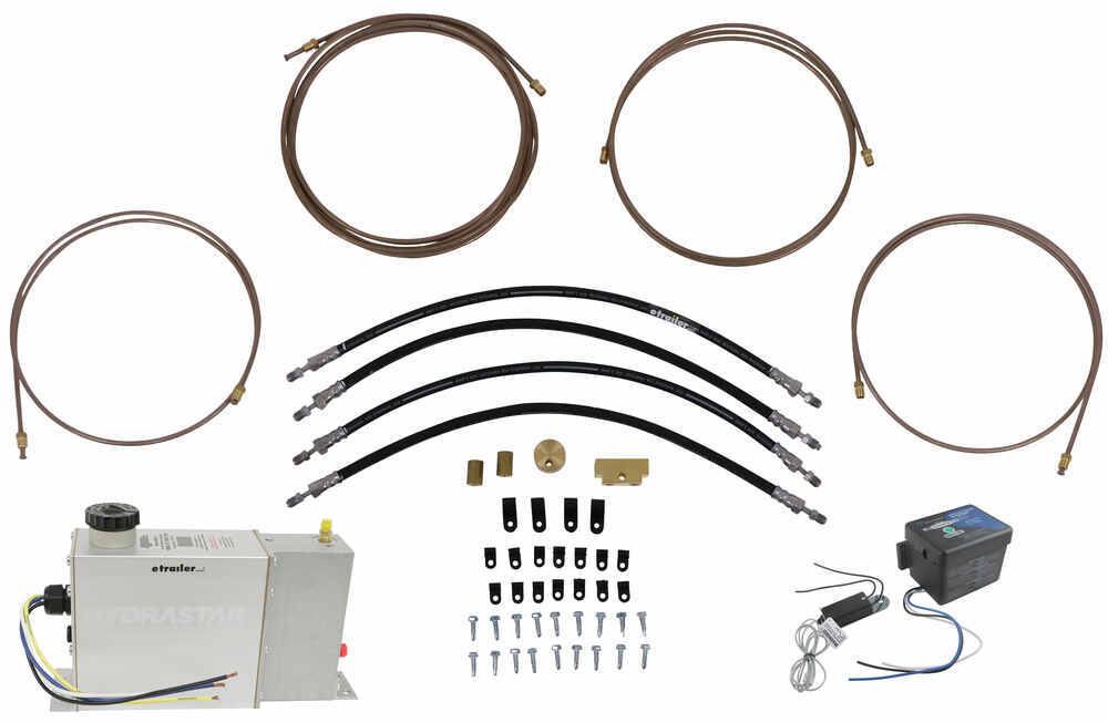 Brake Actuator HBA-10-252-82 - Drum Brakes - Hydrastar