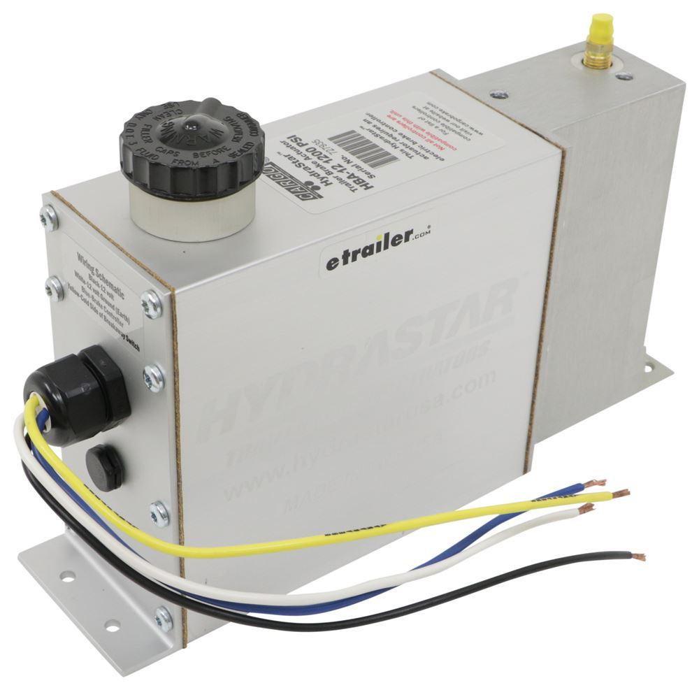 Brake Actuator HBA-12 - 1200 psi - Hydrastar