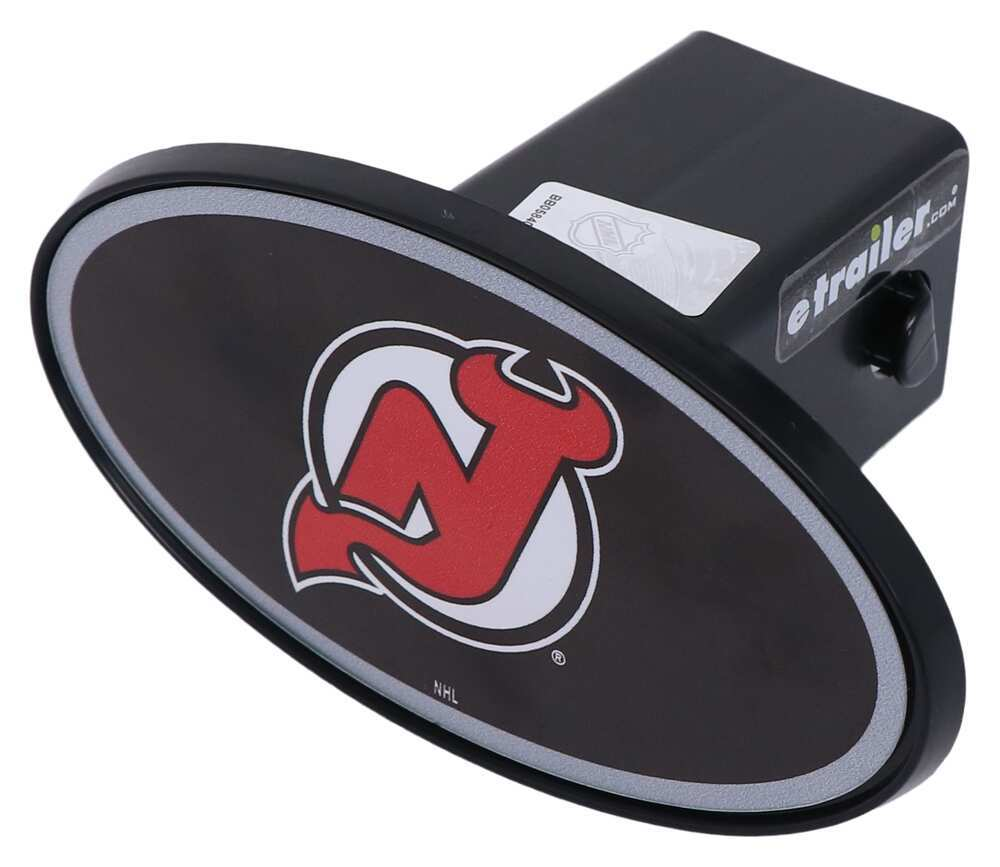 Great American New Jersey Devils Hitch Covers - HCC008