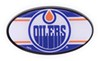 great american hitch covers sports fits 2 inch edmonton oilers nhl trailer receiver cover - abs plastic