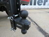 HD256 - 2 Inch Ball,2-5/16 Inch Ball,Two Balls BulletProof Hitches Trailer Hitch Ball Mount on 2020 Ram 2500