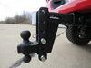 Trailer Hitch Ball Mount HD256 - Steel Ball - BulletProof Hitches on 2020 Ram 2500