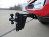 Trailer Hitch Ball Mount HD258 - Fits 2-1/2 Inch Hitch - BulletProof Hitches on 2020 Ram 2500