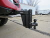 Trailer Hitch Ball Mount HD258 - 2 Inch Ball,2-5/16 Inch Ball,Two Balls - BulletProof Hitches on 2020 Ram 2500