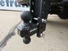 BulletProof Hitches Steel Ball Trailer Hitch Ball Mount - HD258 on 2020 Ram 2500