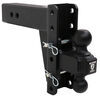 bulletproof hitches trailer hitch ball mount adjustable 12000 lbs gtw 22000