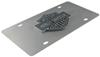 License Plates and Frames HDLPD14 - Stainless Steel - Baron and Baron