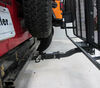 """Hitch Extender For 2"""" Trailer Hitch Receiver 7"""" Steel HE06"""