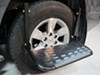 0  nerf bars - running boards heininger holdings tire step powder coat finish hitchmate tirestep adjustable for suvs rvs and light trucks 22 inch x 10 400 lbs