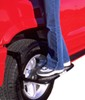 heininger holdings nerf bars - running boards tire step powder coat finish hitchmate tirestep adjustable for suvs rvs and light trucks 22 inch x 10 400 lbs