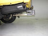 """HitchMate TruckStep Extendable, Hitch Mounted Step for 2"""" Hitches - 9"""" x 6"""" - 500 lbs 9 Inch HE4045 on 2001 Ford Ranger"""