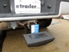 """HitchMate TruckStep Extendable, Hitch Mounted Step for 2"""" Hitches - 9"""" x 6"""" - 500 lbs 500 lbs HE4045"""
