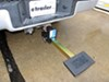 "HitchMate TruckStep Extendable, Hitch Mounted Step for 2"" Hitches - 9"" x 6"" - 500 lbs 9 Inch HE4045"