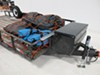 0  cargo nets heininger holdings truck bed net trailer hitchmate stretchweb with hooks - 6' wide x 10' long