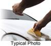 Husky Shield Vehicle Paint Protectors - Hood, Fenders and Door Edges Clear HL06951