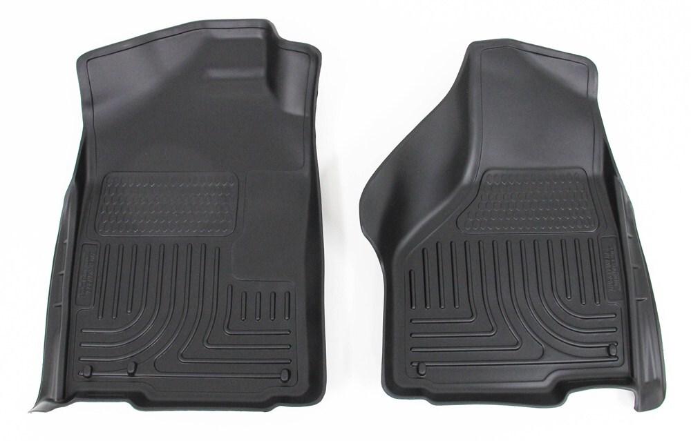 Floor Mats HL18031 - Front - Husky Liners