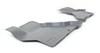 husky liners floor mats custom fit front classic auto - gray