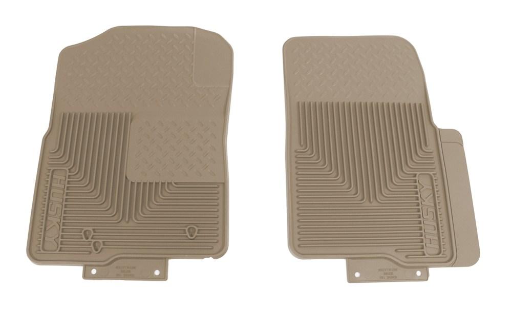 Floor Mats HL51233 - Thermoplastic - Husky Liners