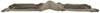 HL53211 - Black Husky Liners Floor Mats