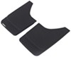 "Husky Liners Universal-Fit, Molded Mud Flaps - 9-3/4"" Wide x 15-3/4"" Long - Front or Rear 10 Inch Wide HL56261"