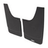 husky liners mud flaps universal fit drilling required universal-fit molded - 11-3/4 inch wide x 17-5/8 long front or rear