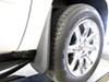 2013 gmc yukon xl mud flaps husky liners custom fit molded - front pair