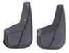 husky liners mud flaps custom fit molded - front pair