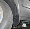 Husky Liners Drilling Required Mud Flaps - HL56791 on 2012 Chevrolet Silverado