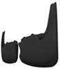 Husky Liners Custom Molded Mud Flaps - Rear Pair Mounts Inside Fenders HL57191