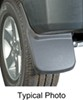 Husky Liners Custom Molded Mud Flaps - Rear Pair Drilling Required HL57301
