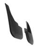 husky liners mud flaps custom fit rear pair molded -