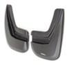 husky liners mud flaps custom fit molded - rear pair