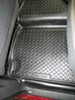 Husky Liners Classic Custom Auto Floor Liner - Rear - Black Rear HL60821 on 2012 Dodge Ram Pickup