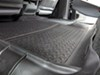 Husky Liners Classic Custom Auto Floor Liner - Rear - Black Thermoplastic HL63691 on 2013 Ford F-150