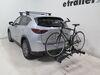 HLY94FR - Hitch Lock Hollywood Racks Platform Rack on 2020 Mazda CX-5