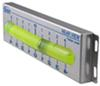 hopkins rv levels graduated line screw-on rear view side-to-side trailer level - metal with an additional stick-on