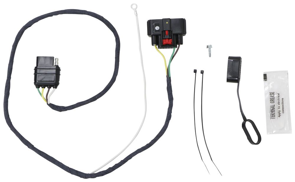 HM11140735 - Custom Fit Hopkins Trailer Hitch Wiring