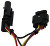 Hopkins 4 Flat Custom Fit Vehicle Wiring - HM11141150